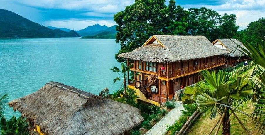 Những resort tuyệt đẹp ở Hòa Bình cho những ngày nghỉ dưỡng